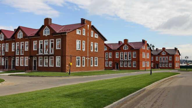 Коттеджный поселок Кембридж